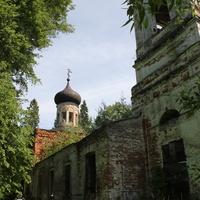 Церковь Рождества Пресвятой Богородицы в с Ущер