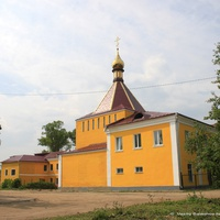 Церковь Андрея Стратилата в МКР Оргтруд