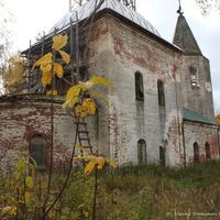 Церковь Николая Чудотворца в Алачино