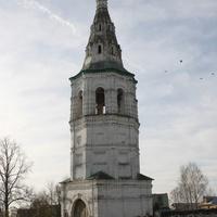Колокольня в Борисоглебском монастыре в Кидекше