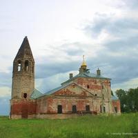 Церковь Благовещения Пресвятой Богородицы в Великово