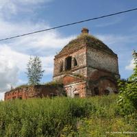 Косагово. Церковь Петра и Павла