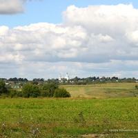Панорама села Лыково