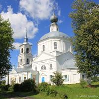 Покровская церковь в Лыкове