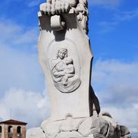 Италия. Пиза. Верный страж моста Сольферино.