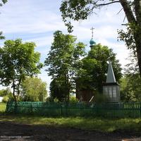 Памятник односельчанам, погибшим в Отечественной войне