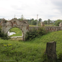 Ограда Успенской церкви