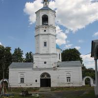 Колокольня  Воздвиженской церкви