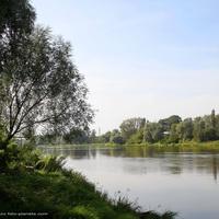 Река Клязьма около Набержной улицы