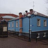 Владимирский спуск, дом 1