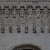 Дмитриевский собор. Одна из стен.