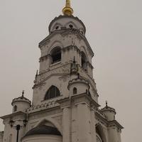 Кафедральный собор Успения Пресвятой Богородицы. Колокольня.