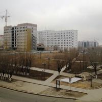 Здания СП Тенгизшевроил