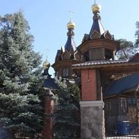Д. Барвиха, церковь Покрова Пресвятой Богородицы