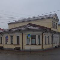 Улица Большая Московская, дом 1