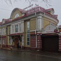 Улица Большая Московская, 1Б