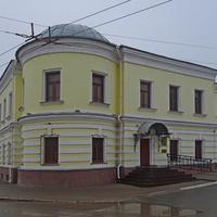 Улица Большая Московская, 2. Приёмная Президента РФ.