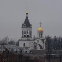 Улица Большая Московская. Церковь Святого князя Александра Невского.