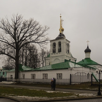 Улица Спасская. Церковь Святителя Николая.