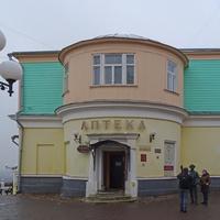 Улица Георгиевская, 3. Старая аптека.