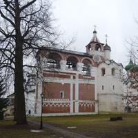 Спасо-Евфимиев монастырь. Звонница.