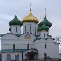 Спасо-Евфимиев монастырь. Собор Преображения Господня.