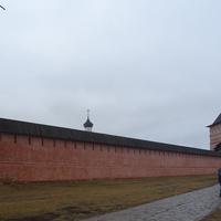 Спасо-Евфимиев монастырь. Башни и стены.
