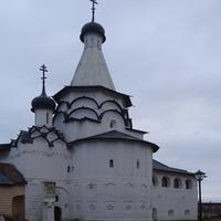 Спасо-Евфимиев монастырь. Церковь Успения Пресвятой Богородицы.