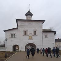 Спасо-Евфимиев монастырь. Церковь Благовещения Пресвятой Богородицы.