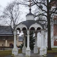 Спасо-Евфимиев монастырь. Киворий.