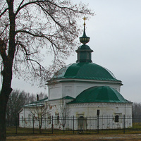 Улица Кремлёвская. Церковь Параскевы Пятницы.