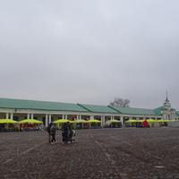 Улица Ленина. Торговые ряды.