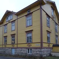 Дом на Шоссе Соуменкюланти