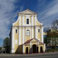 костел Крестовоздвиженский - 1765—70 г