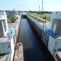 Шлюз днепровско-бугского канала