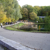 Н. Новгород - Парк «Щёлоковский Хутор»
