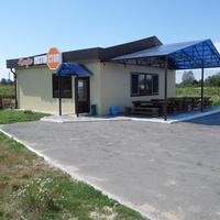 Дорожное кафе возле Дубей
