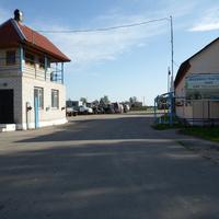 Машынна - трактарны парк