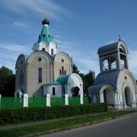 Царква ў Краснадворцах