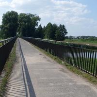 Мост праз рэчку Случ