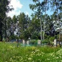 Усайское кладбище