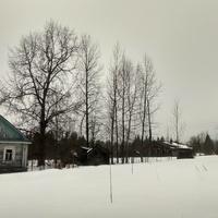 дома в посёлке 6-й км