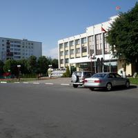 У цэнтры горада