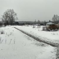 панорама п. Волонга