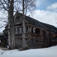 дом в д. Анфалиха