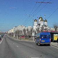 г. Могилев. Проспект Пушкина