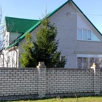 Новое Пашково. Домик на Радужной улице.