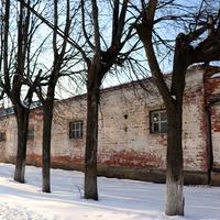 Бывшая городская тюрьма, в которой на время следствия сидел М.В. Фрунзе.
