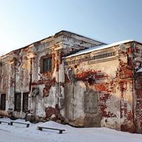 Бывшая тюремная Никольская церковь.