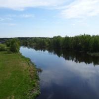 Река Муховец